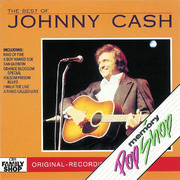 CD - Johnny Cash - The Best Of Johnny Cash