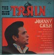 LP - Johnny Cash - The Blue Train
