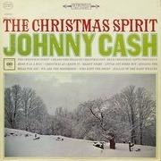 LP - Johnny Cash - The Christmas Spirit