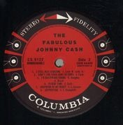 LP - Johnny Cash - The Fabulous