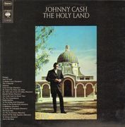 LP - Johnny Cash - The Holy Land