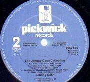 Double LP - Johnny Cash - The Johnny Cash Collection
