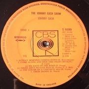 LP - Johnny Cash - The Johnny Cash Show
