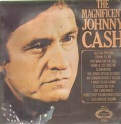 LP - Johnny Cash - The Magnificent Johnny Cash