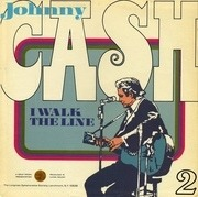 LP - Johnny Cash And Jeannie C. Riley - I Walk The Line