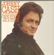 LP - Johnny Cash And The Tennessee Three - One Piece At A Time
