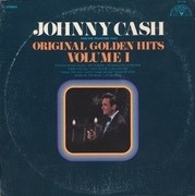 LP - Johnny Cash & The Tennessee Two - Original Golden Hits Volume I