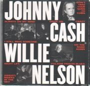 CD - Johnny Cash / Willie Nelson - VH1 Storytellers