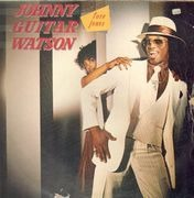 LP - Johnny Guitar Watson - Love Jones