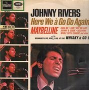LP - Johnny Rivers - Here We à Go Go Again!