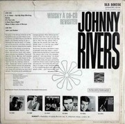 LP - Johnny Rivers - Whisky A Go-Go Revisited