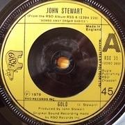 7inch Vinyl Single - John Stewart - Gold