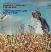 LP - John Stewart And Buffy Ford Stewart - Signals Through The Glass