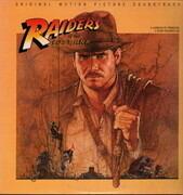 LP - John Williams - Raiders Of The Lost Ark (OST)