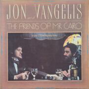 LP - Jon & Vangelis - The Friends Of Mr Cairo
