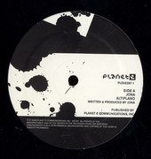 12inch Vinyl Single - Jona - Altiplano