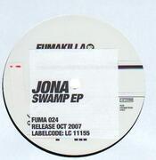 12inch Vinyl Single - Jona - Swamp Ep - white label promo