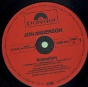 LP - Jon Anderson - Animation