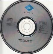CD - Jonathan Butler - More than friends