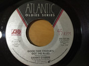 7inch Vinyl Single - Jonathan Edwards / Danny O'Keefe - Sunshine / Good Time Charlie's Got The Blues