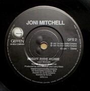 7inch Vinyl Single - Joni Mitchell - Night Ride Home