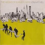 CD - Joni Mitchell - The Hissing Of Summer Lawns