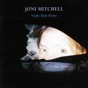 CD - Joni Mitchell - Night Ride Home