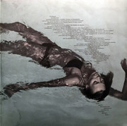 LP - Joni Mitchell - The Hissing Of Summer Lawns - CTH / Embossed
