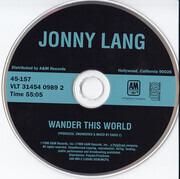 CD - Jonny Lang - Wander This World