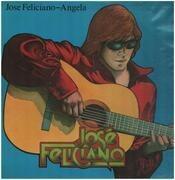 LP - José Feliciano - Angela - US PRESS
