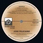 LP - José Feliciano - Angela
