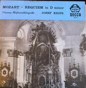 LP - Mozart (Krips) - Requiem