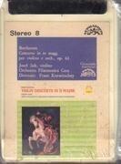 8-Track - Josef Suk - Violin concerto in D major