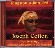 CD - Joseph Cotton - Kingston A Run Red - Still Sealed.