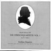 LP-Box - Haydn - Aeolian String Quartet - Die Streichquartette Vol. 1 - Hardcoverbox + Booklet