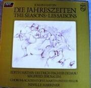 LP-Box - Haydn , Mathis , Fischer-Dieskau , Jerusalem - Die Jahreszeiten - Gesamtaufnahme - Box Set +booklet