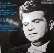 LP - Haydn, Mozart / Emil Gilels, Moscow Chamber Orchestra, Rudolf Barshai - Klavierkonzerte