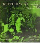 LP - Joseph Haydn/ Collegium aureum, E. Penzel, H.M. Linde - Hornkonzert D-dur , Nr.3 * Flötenkonzert D-dur