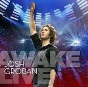 CD & DVD - Josh Groban - Awake Live