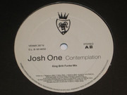 12inch Vinyl Single - Josh One - Contemplation