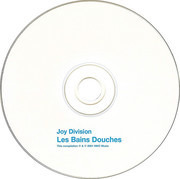 CD - Joy Division - Les Bains Douches 18 December 1979