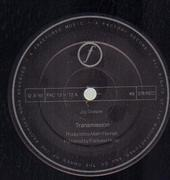 12inch Vinyl Single - Joy Division - Transmission - embossed