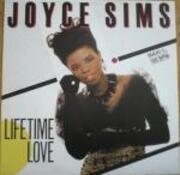 12inch Vinyl Single - Joyce Sims - Lifetime Love