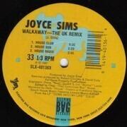12inch Vinyl Single - Joyce Sims - Walkaway - The UK Remix - Still Sealed