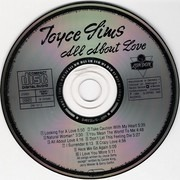 CD - Joyce Sims - All About Love