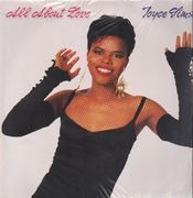 LP - Joyce Sims - All About Love