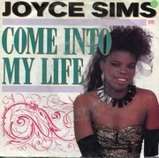 7inch Vinyl Single - Joyce Sims - Come Into My Life