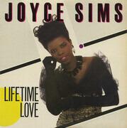 LP - Joyce Sims - Lifetime Love
