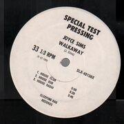 12inch Vinyl Single - Joyce Sims - Walkaway - The UK Remix