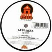 12inch Vinyl Single - J-P Parikka - Tekha
